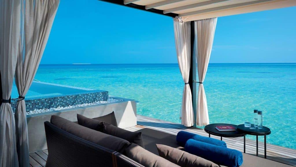 Velaa Private Island, Maldiverne.