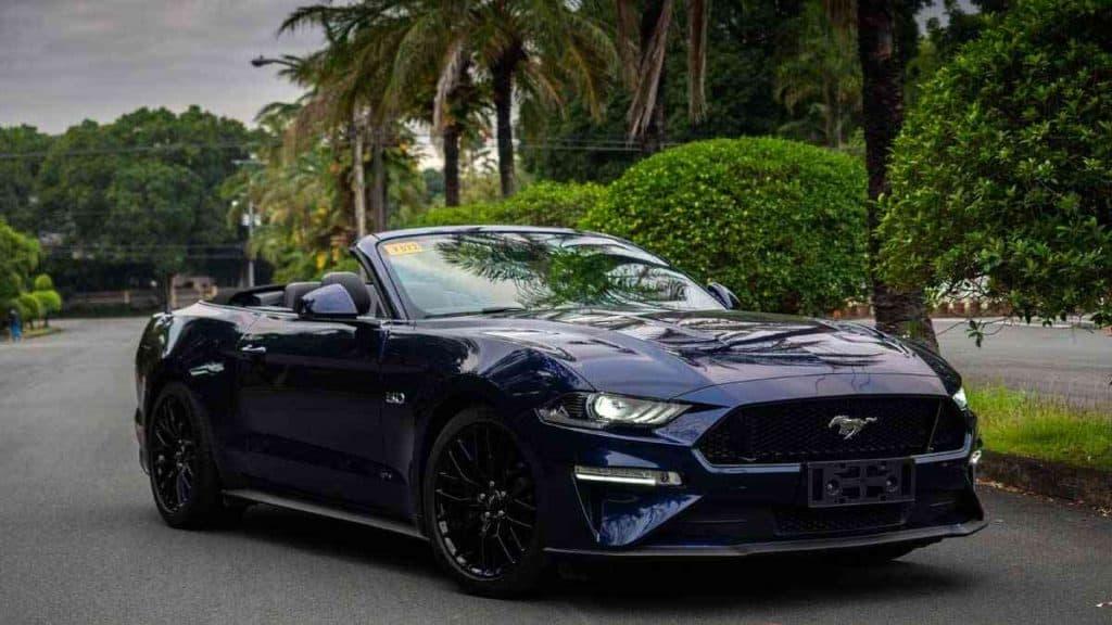 Et ægte roadtrip hører med til den perfekte USA-ferie, for eksempel i en Ford Mustang.