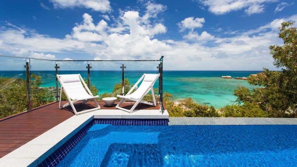 Lizard Island Resort.