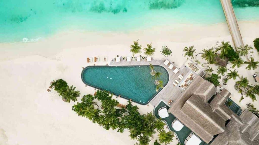 Joali Maldiverne.