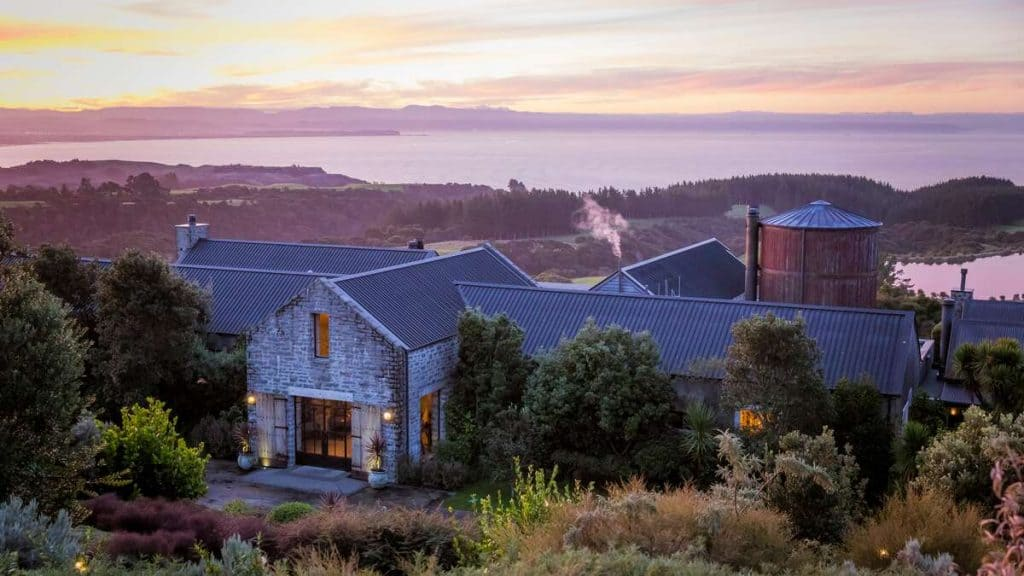 The Farm at Cape Kidnappers.