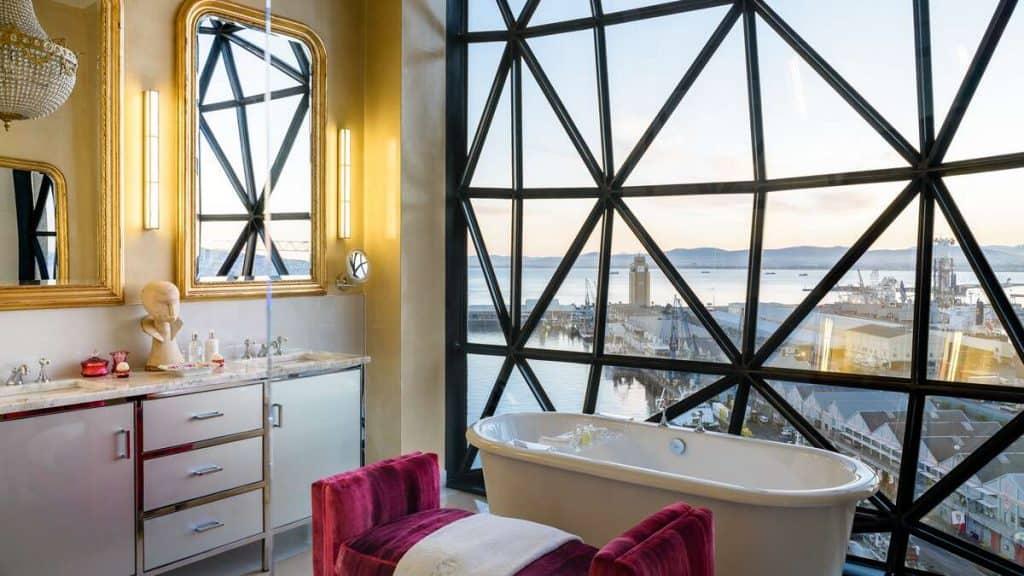 The Silo Hotel i Cape Town.