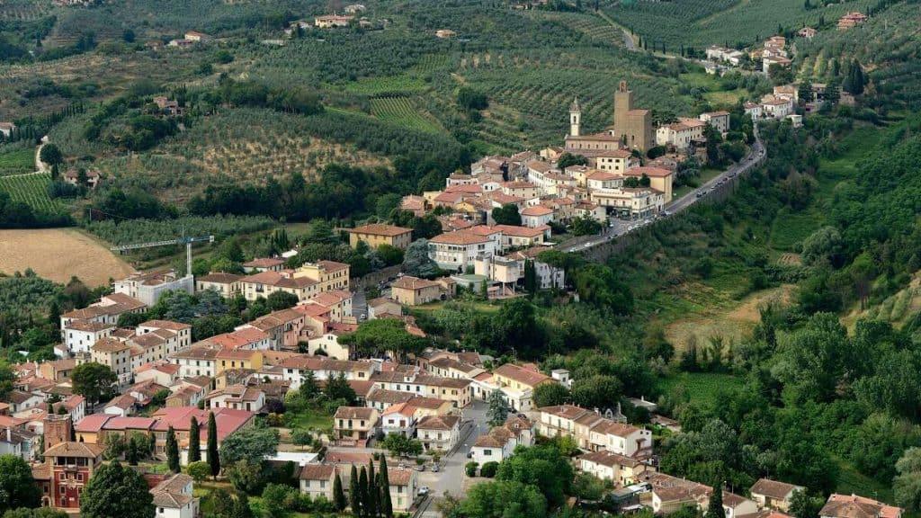 Vinci: Leonardo da Vincis fødeby er opkaldt efter kunstneren.