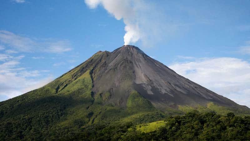 Volcan Arenal, La Fortuna.