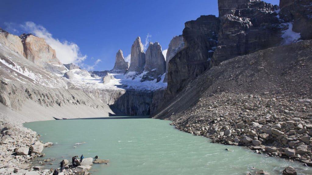 Discover Patagonia.