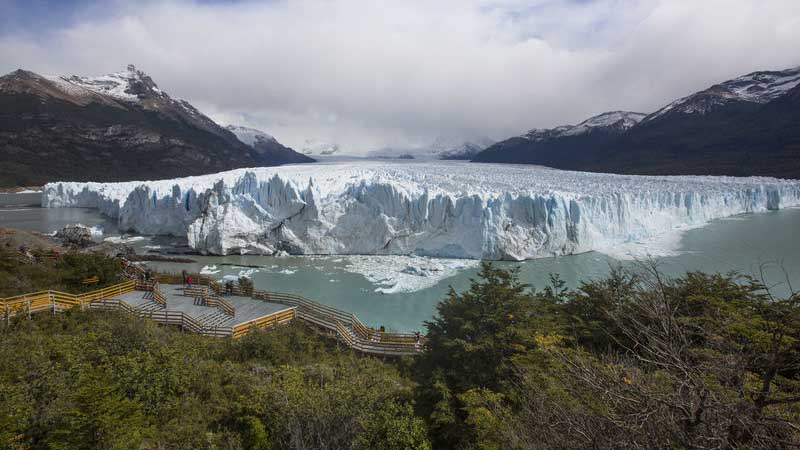 Discover Patagonia.