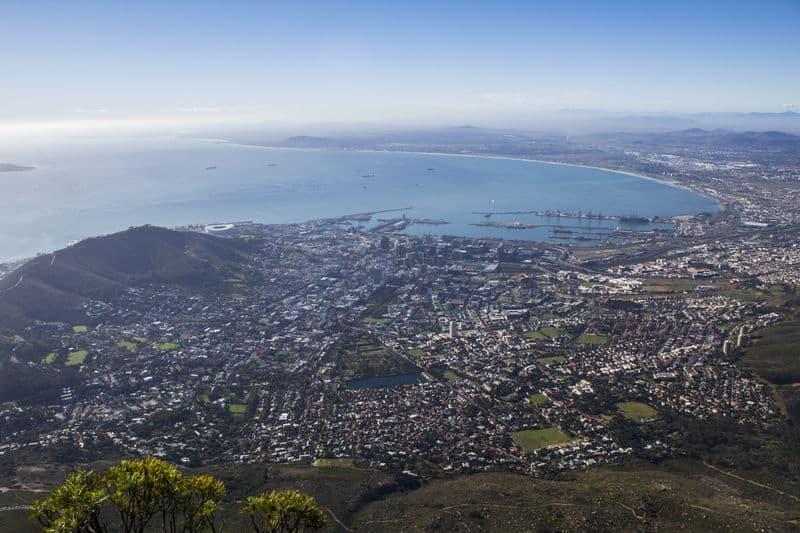Højdepunkter fra det sydlige Afrika.