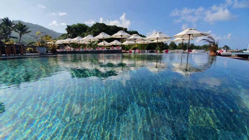 Le Domaine de Lòrangeraie Resort & Spa